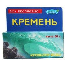 Активатор воды КРЕМЕНЬ 50г