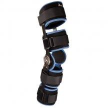 Послеоперационный шарнирный коленный ортез Thuasne Ligaflex Post-op, открытая модель