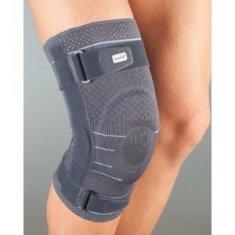 Бандаж на колено эластичный с дополнительной фиксацией Aurafix REF 116