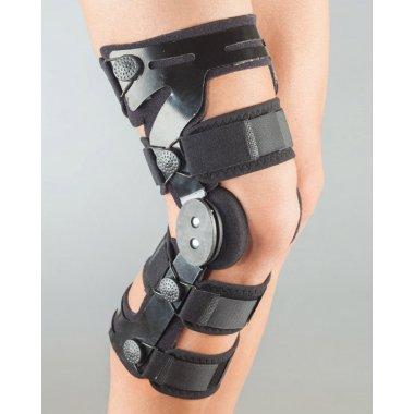 Ортез на колено Aurafix 170 с шарнирами