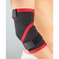 Бандаж на локтевой сустав с силиконовой вставкой, неопреновый Aurafix 301