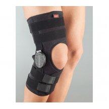 Бандаж на колено с шарниром для регулирования угла сгибания Aurafix 3125