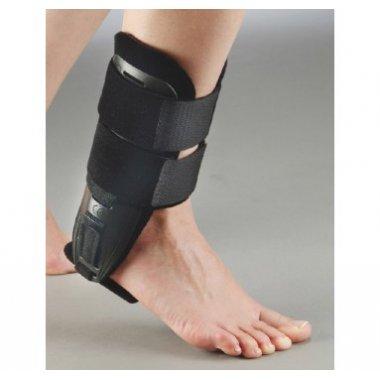 Бандаж на голеностопный сустав сильной фиксации с подушками Aurafix 416