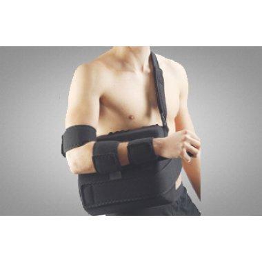 Бандаж ортопедический для плечевого пояса с отводящей подушкой 40/60 градусов Aurafix AO-04