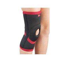 Бандаж на колено детский неопрен Aurafix DG-102