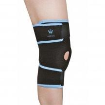 Бандаж на коленный сустав с затяжками Wellcare-52031