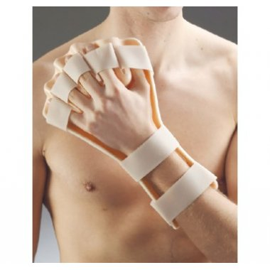 Термопластическая шина антиспастичная для руки Aurafix ORT-08 ( правая, левая)