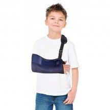 Бандаж детский поддерживающий для руки (косыночная повязка из сетчатого материала) Торос-Груп (тип 610-0 С)