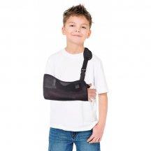 Бандаж детский поддерживающий для руки (косыночная повязка) с фиксатором Торос-Груп (тип 611-0)