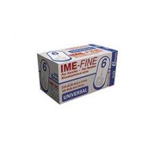 Иглы для шприц ручек (Универсальные) IME-Fine 6.0
