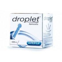 Ланцет медицинский Droplet 28G 100 шт/уп