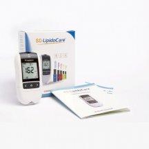 Система определения липидов и глюкозы STANDARD LipidoCare