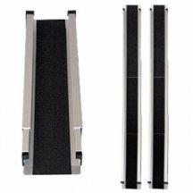Складной алюминиевый пандус для инвалидных колясок OSD JBS316 (150 см)