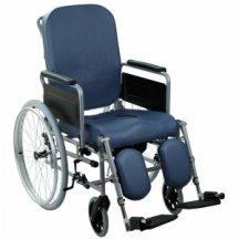 Механическая кресло-коляска с санитарным оснащением OSD-YU-ITC