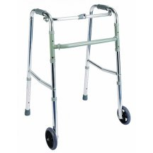 Ходунки, шагающие, складные, с колесиками HEACO PR-441