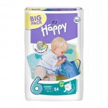 Подгузники детские  Bella Happy Baby Junior etra 6 (16 + кг., 2 x 54 шт.)