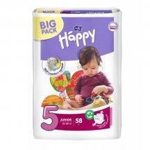Подгузники детские  Bella Happy Baby Junior 5 (12 - 25 кг., 58 шт.)