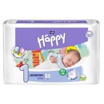 Подгузники детские Bella Happy Baby  Newborn (2-5 кг, 25 штук)