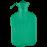 Грелка резиновая Киевгума А2 Оранжевая