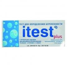 Тест-полоска для определения беременности ITEST Plus №2