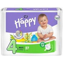 Подгузники детские Bella Happy Baby maxi 4 (8 кг-18 кг, 27 штук.)