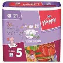 Подгузники детские  Bella Happy Baby Junior 5 (12 - 25 кг., 21 шт.)