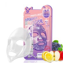 Маска Фруктовая Elizavecca Fruits Deep Power Ringer Mask Pack, 23 мл