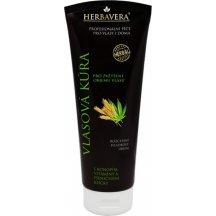 Маска HERBAVERA с конопляным маслом для объема волос, 250 мл