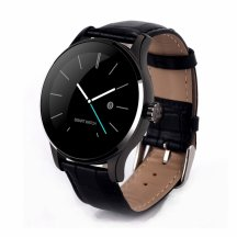 Smart watch Smartix k88h black leather
