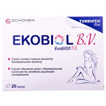 Probiotical S.p.A Экобиол Б.В. капсулы №20