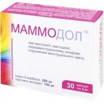 ФАРМАКОМ Маммодол 0,4 г капсулы №30