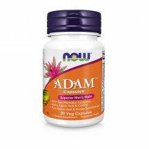 NOW FOODS ADAM Нау Фудс Адам комплекс витамин для мужчин в капсулах №30