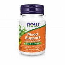 NOW FOODS MOOD SUPPORT Нау Фудс витамины для поддержания ЦНС в капсулах №30