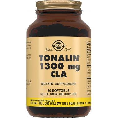 SOLGAR TONALIN CLA Солгар Тоналин КЛК 1300 мг капсулы №60