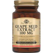 SOLGAR GRAPE SEED EXTRACT Солгар Экстракт виноградных косточек 100 мг капсулы №30