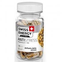 Витамины в капсулах Swiss Energy Antistress №30