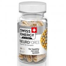 Витамины в капсулах Swiss Energy Neuroforce №30