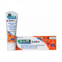 Зубная паста-гель GUM JUNIOR TUTTI FRUTTI, 50 мл