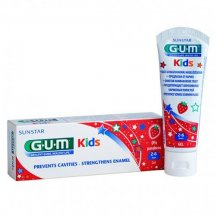 Зубная паста-гель GUM KIDS, 50 мл