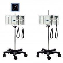 Мобильная диагностическая станция Riester ri-former®, 2 ручки, ri-spec, с big-ben, 3,5 В/230 В