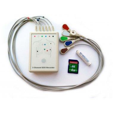 Комплекс суточного мониторирования ЭКГ МИДА Поли-Спектр