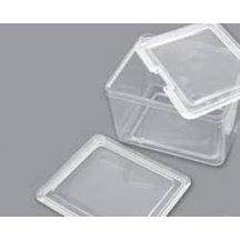 Емкость с двумя крышками 12001153 ( 81х101х65 мм, ПМП, Aptaca) для окраски препаратов