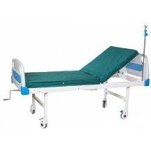 Кровать медицинская Биомед A26 (механическая, 2-х секционная)