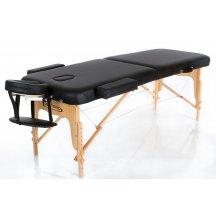 Стол массажный деревянный складной RESTPRO VIP 2 Черный