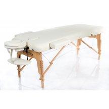 Стол массажный деревянный складной RESTPRO VIP 2 Бежевый
