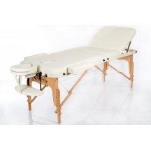 Стол массажный деревянный складной RESTPRO VIP 3 Бежевый