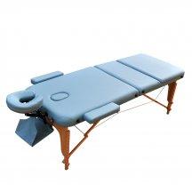 Стол массажный трехсекционный ZENET ZET-1047\L