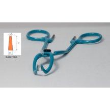 Зажим биполярный ALEF 140 мм для геморроидектомии