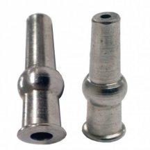 Канюля переходная для инъекционных игл и шприцев типа Рекорд. Длина 20 мм  (КЛ-34)