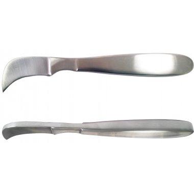 Нож медицинский для гипса Длина 18 см (НГ-62)